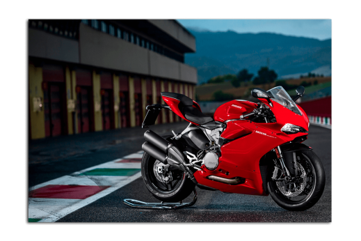 Картина Ducati